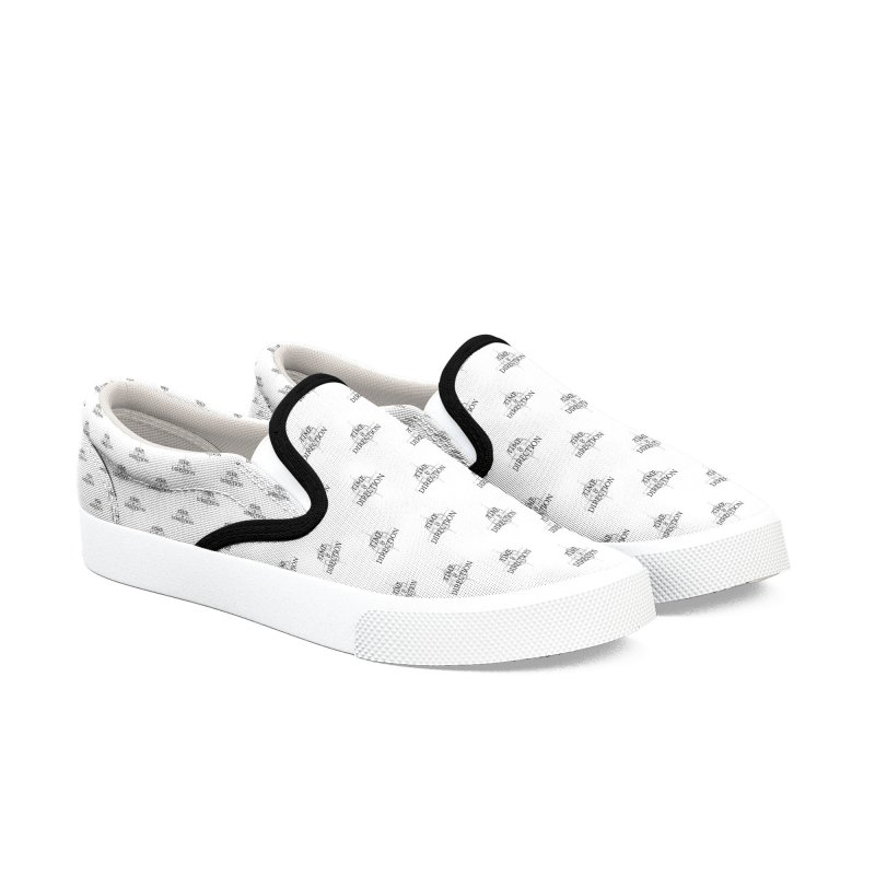 Checkerboard Shoes Women's Slip-On Shoes by Time & Direction Wines's Artist Shop