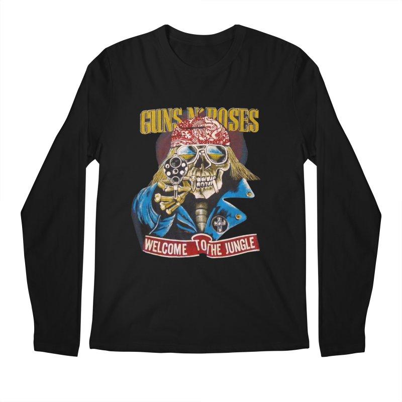 Jungle Men's Regular Longsleeve T-Shirt by Time & Direction Wines's Artist Shop