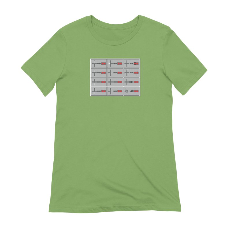 UpUpDownDown Women's Extra Soft T-Shirt by Time & Direction Wines's Artist Shop