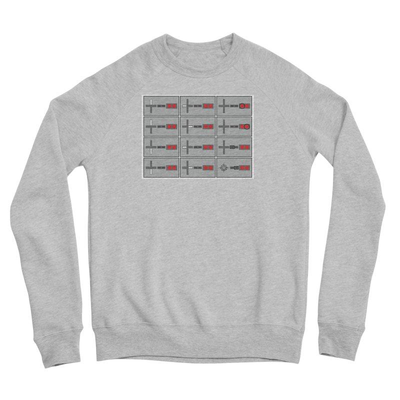 UpUpDownDown Men's Sponge Fleece Sweatshirt by Time & Direction Wines's Artist Shop