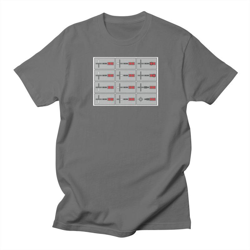 UpUpDownDown Men's T-Shirt by Time & Direction Wines's Artist Shop