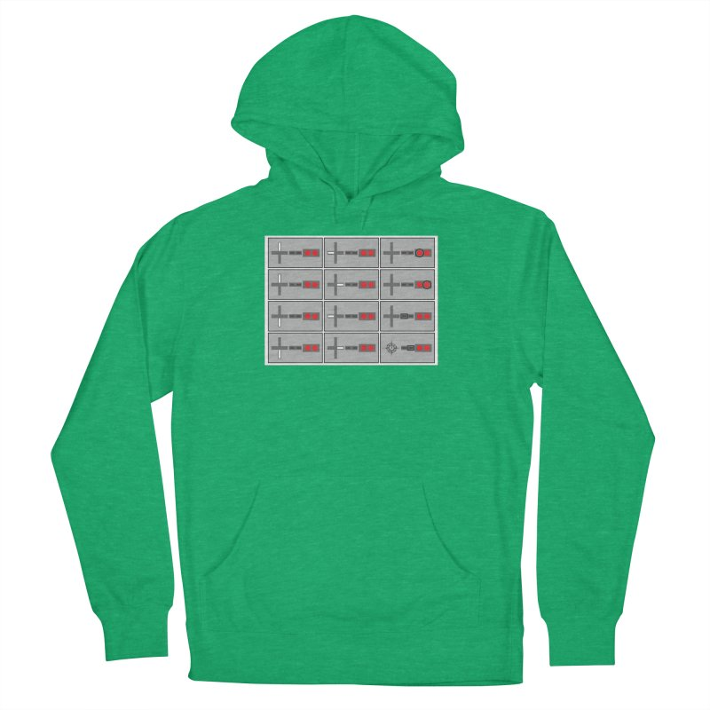 UpUpDownDown Women's French Terry Pullover Hoody by Time & Direction Wines's Artist Shop
