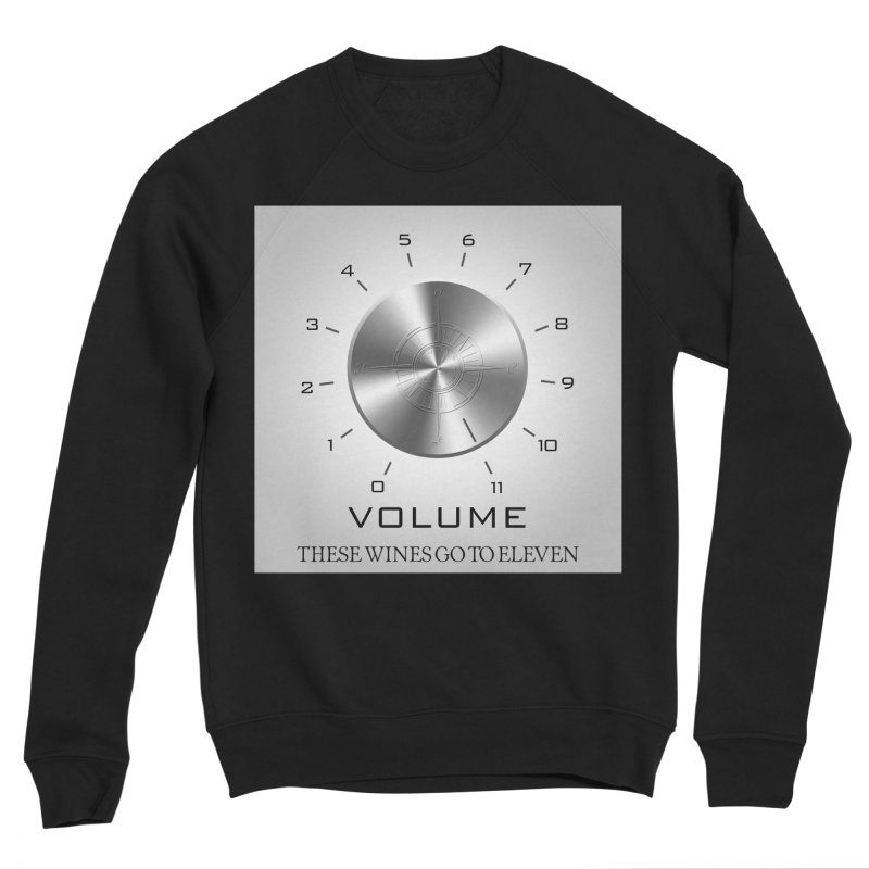 Eleven Women's Sponge Fleece Sweatshirt by Time & Direction Wines's Artist Shop