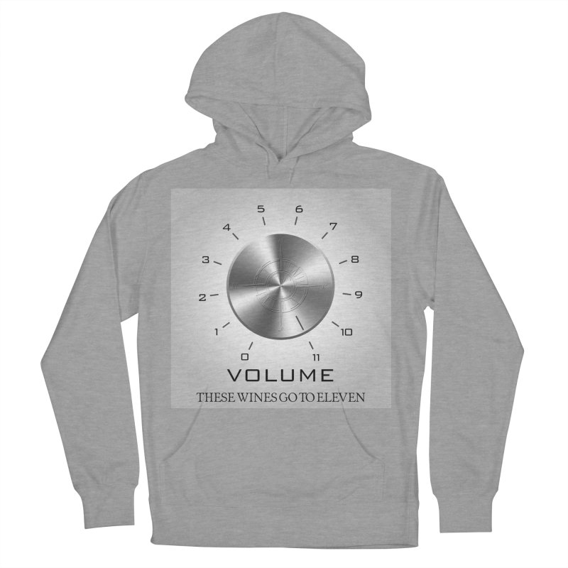 Eleven Women's French Terry Pullover Hoody by Time & Direction Wines's Artist Shop