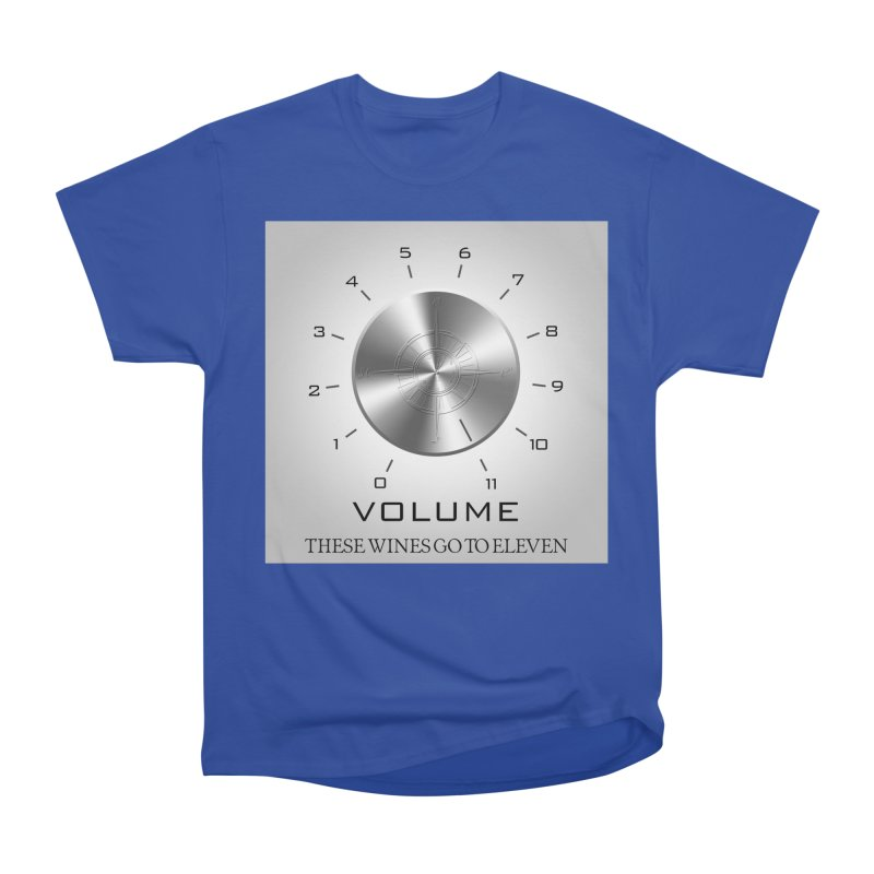 Eleven Men's Heavyweight T-Shirt by Time & Direction Wines's Artist Shop
