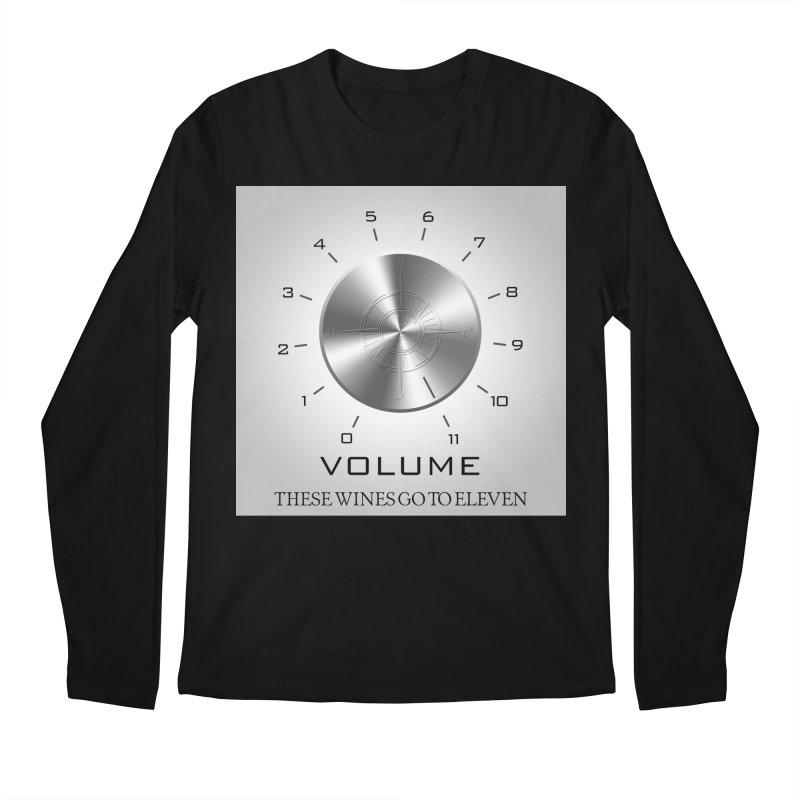 Eleven Men's Regular Longsleeve T-Shirt by Time & Direction Wines's Artist Shop