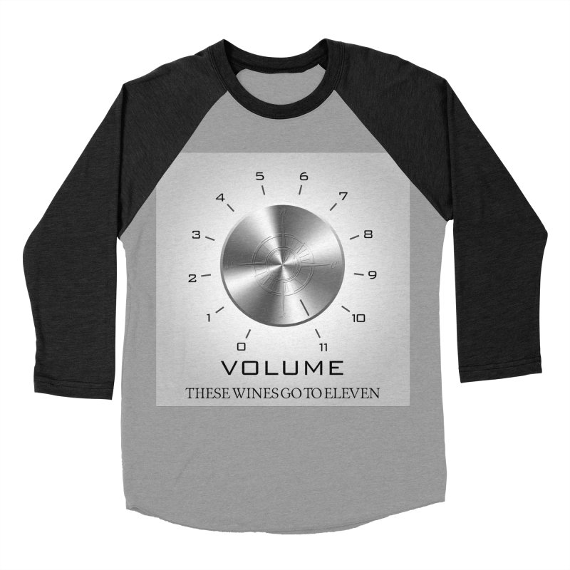 Eleven Men's Baseball Triblend Longsleeve T-Shirt by Time & Direction Wines's Artist Shop