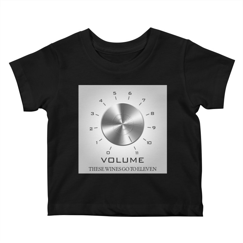 Eleven Kids Baby T-Shirt by Time & Direction Wines's Artist Shop