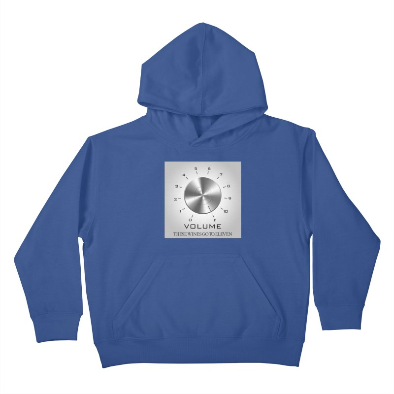 Eleven Kids Pullover Hoody by Time & Direction Wines's Artist Shop