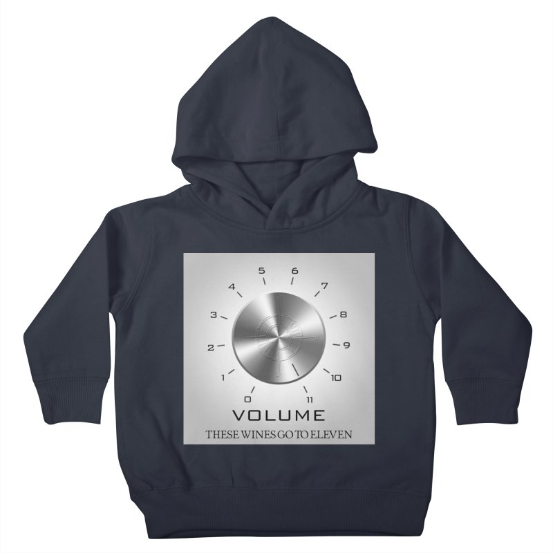 Eleven Kids Toddler Pullover Hoody by Time & Direction Wines's Artist Shop