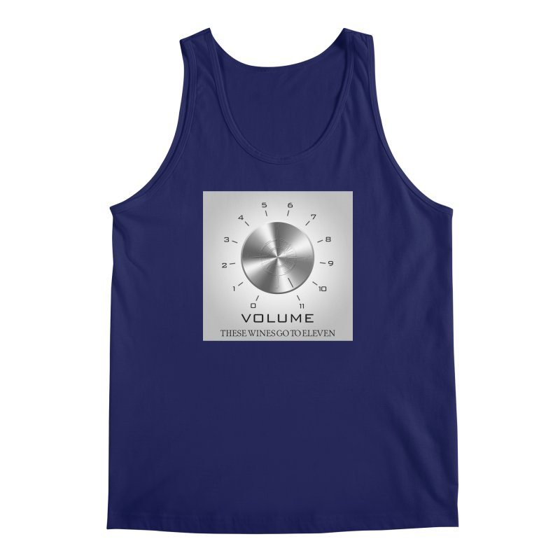 Eleven Men's Regular Tank by Time & Direction Wines's Artist Shop