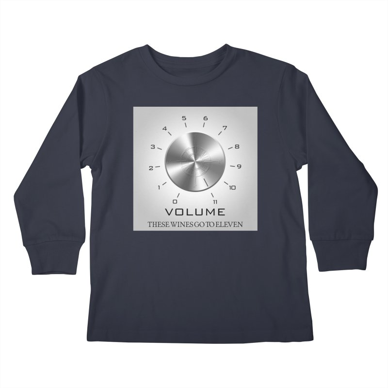 Eleven Kids Longsleeve T-Shirt by Time & Direction Wines's Artist Shop