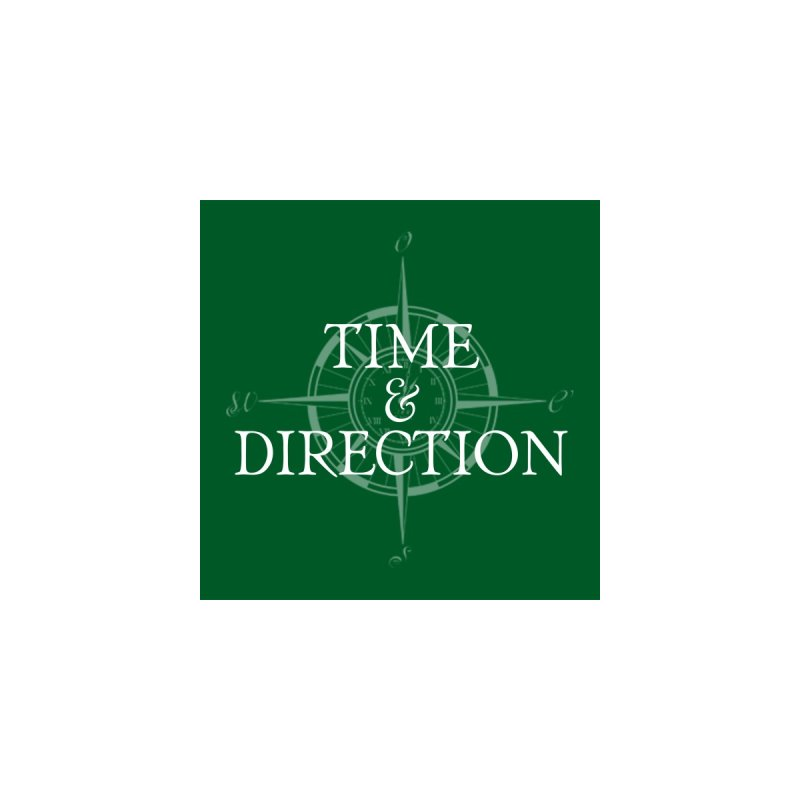 Logo Sticker by Time & Direction Wines's Artist Shop