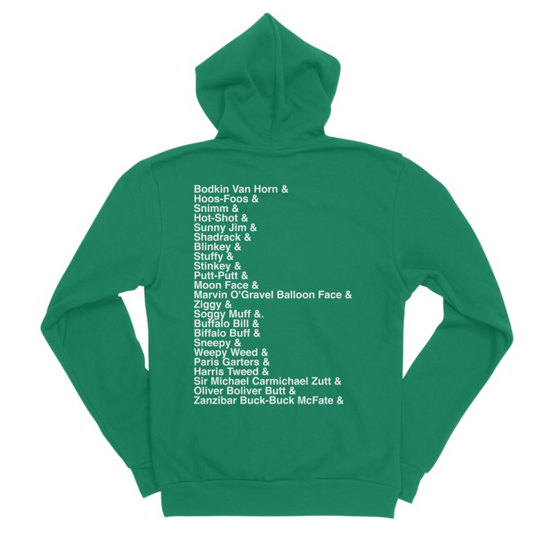 Too Many Daves Helvetica Women's Sponge Fleece Zip-Up Hoody by Time & Direction Wines's Artist Shop