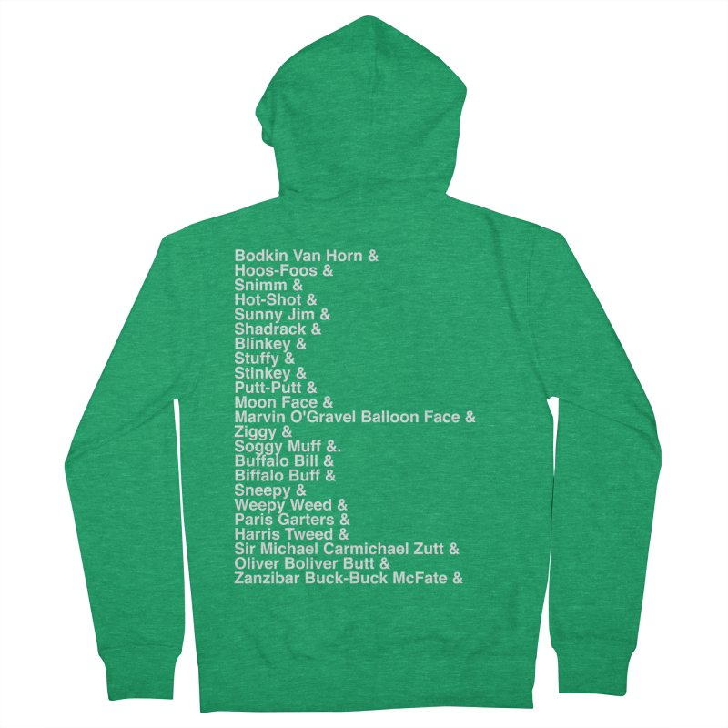 Too Many Daves Helvetica Men's French Terry Zip-Up Hoody by Time & Direction Wines's Artist Shop