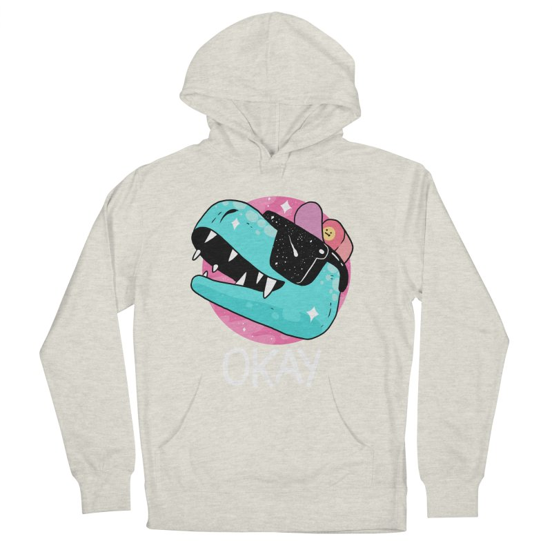 OKAY! Men's Pullover Hoody by GOOD AND NICE SHIRTS