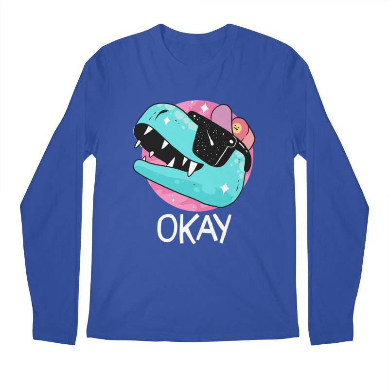 OKAY! Men's Longsleeve T-Shirt by GOOD AND NICE SHIRTS