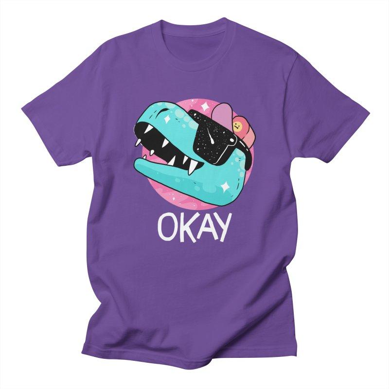 OKAY! Women's Unisex T-Shirt by GOOD AND NICE SHIRTS