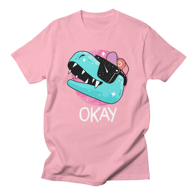 OKAY! Women's Unisex T-Shirt by GOOD AND NICE SHIRTS
