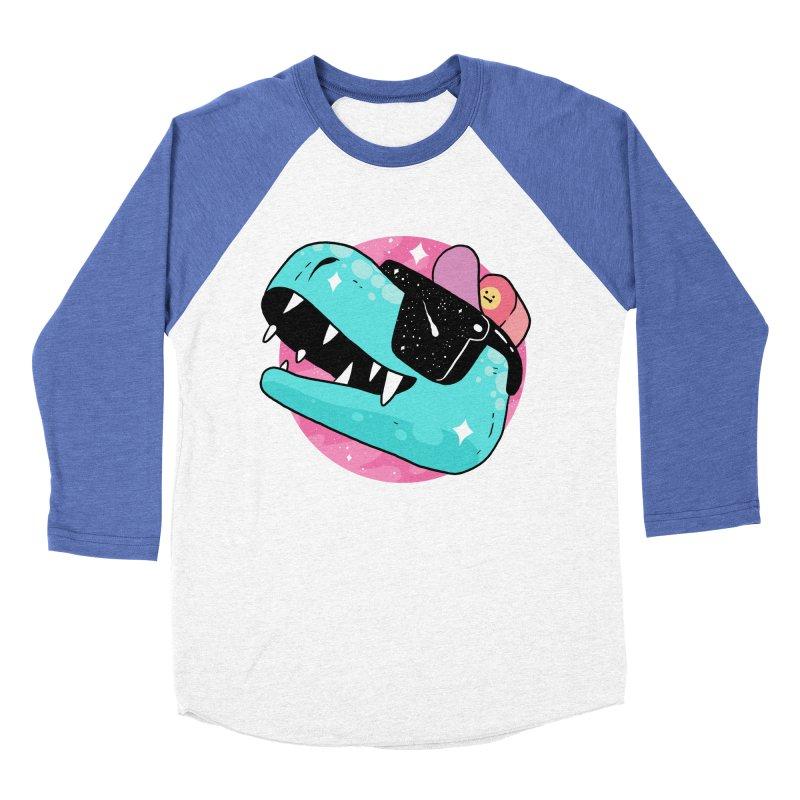 OKAY! Men's Baseball Triblend T-Shirt by GOOD AND NICE SHIRTS
