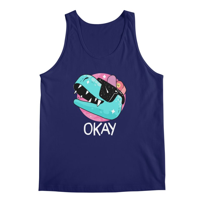 OKAY! Men's Tank by GOOD AND NICE SHIRTS