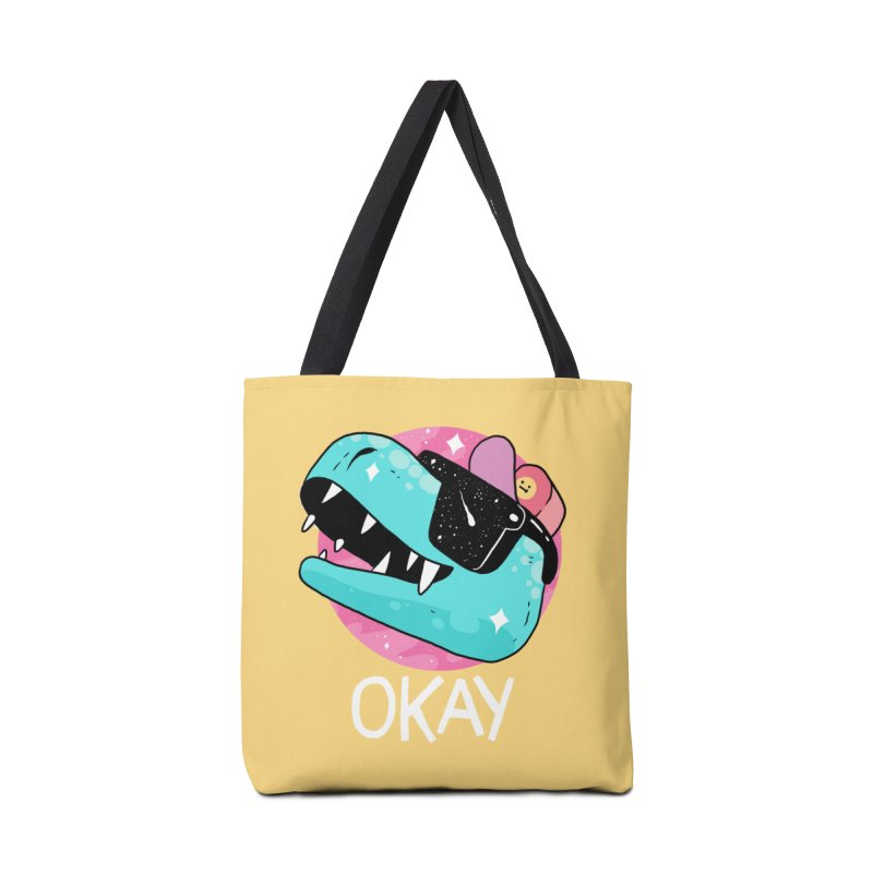 OKAY! Accessories Bag by GOOD AND NICE SHIRTS
