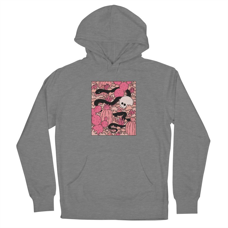 CACTUS COUNTRY Men's Pullover Hoody by GOOD AND NICE SHIRTS
