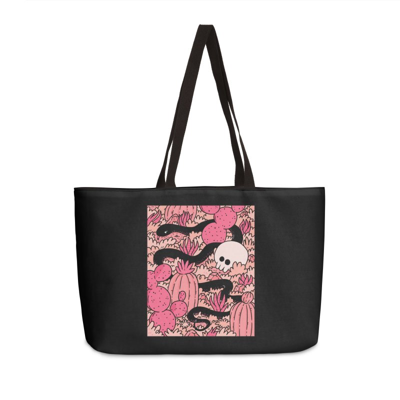 CACTUS COUNTRY Accessories Bag by GOOD AND NICE SHIRTS
