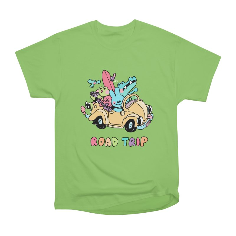 ROAD TRIP Men's T-Shirt by GOOD AND NICE SHIRTS