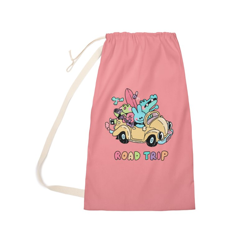 ROAD TRIP Accessories Bag by GOOD AND NICE SHIRTS