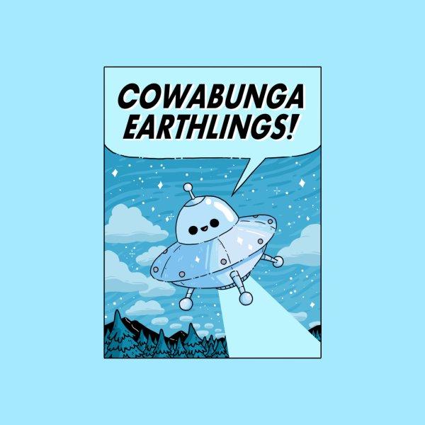 image for COWABUNGA EARTHLINGS