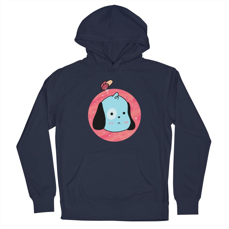 GOOD BOY Women's Pullover Hoody by GOOD AND NICE SHIRTS