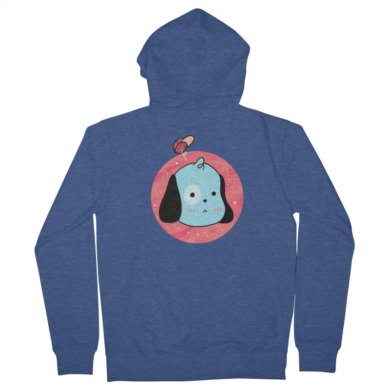 GOOD BOY Women's Zip-Up Hoody by GOOD AND NICE SHIRTS