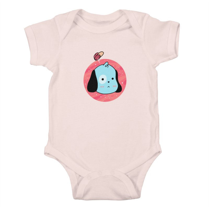 GOOD BOY Kids Baby Bodysuit by GOOD AND NICE SHIRTS