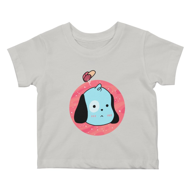 GOOD BOY Kids Baby T-Shirt by GOOD AND NICE SHIRTS