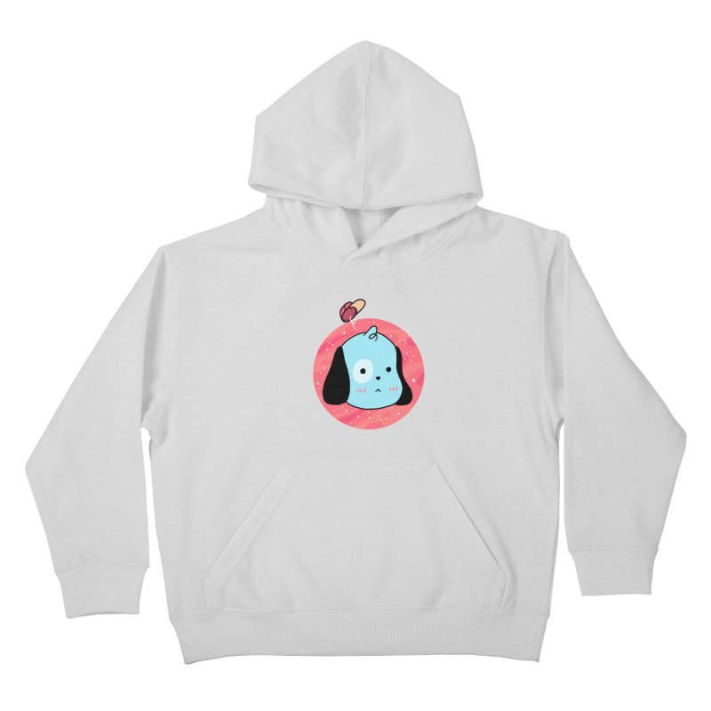 GOOD BOY Kids Pullover Hoody by GOOD AND NICE SHIRTS