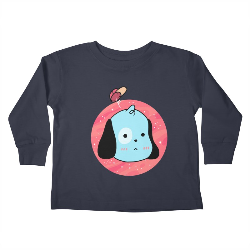 GOOD BOY Kids Toddler Longsleeve T-Shirt by GOOD AND NICE SHIRTS