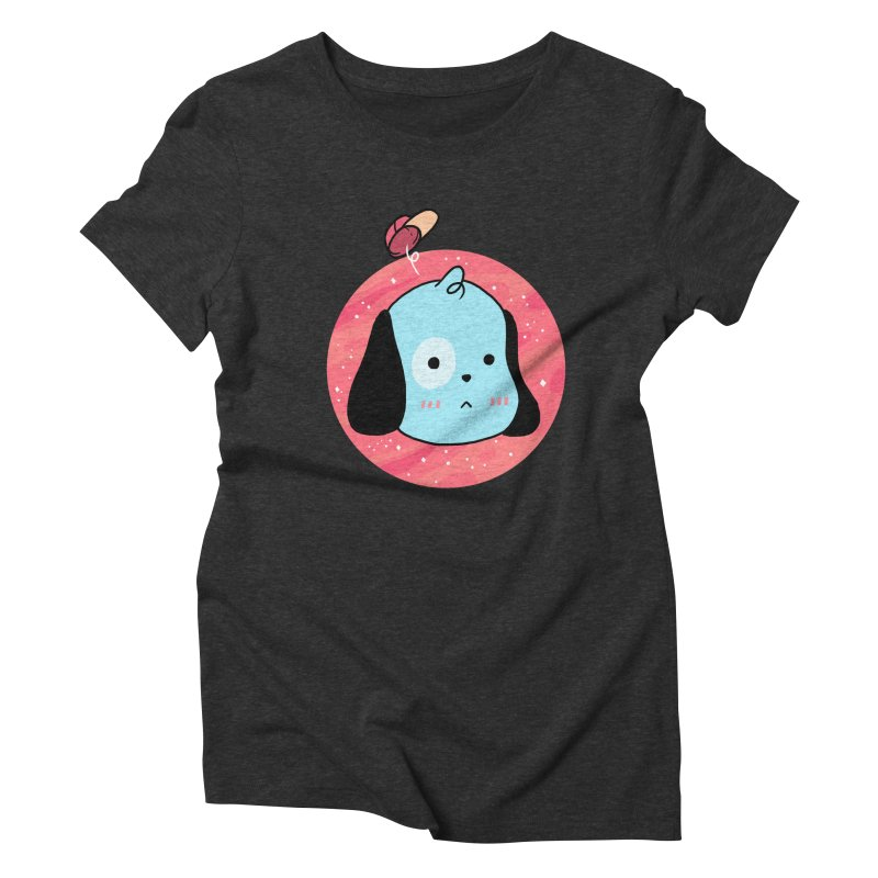GOOD BOY Women's Triblend T-shirt by GOOD AND NICE SHIRTS