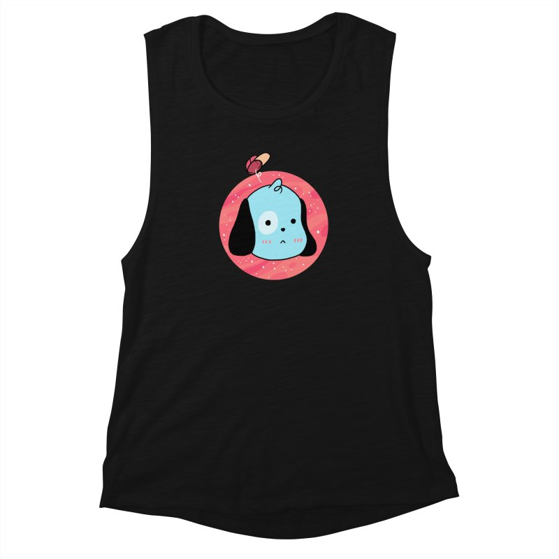 GOOD BOY Women's Muscle Tank by GOOD AND NICE SHIRTS