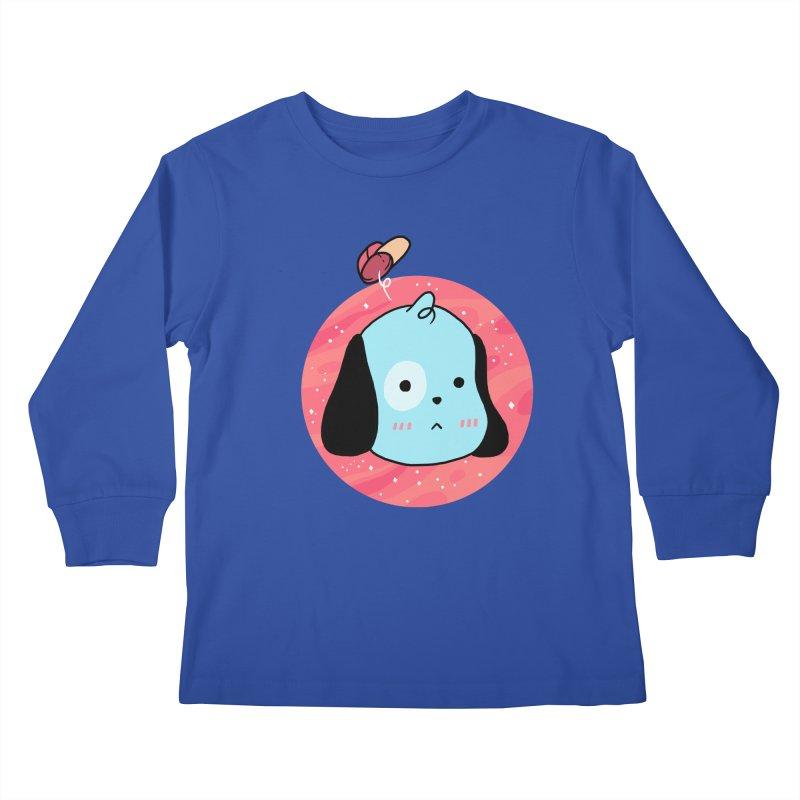 GOOD BOY Kids Longsleeve T-Shirt by GOOD AND NICE SHIRTS