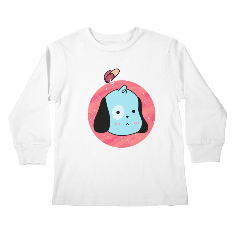 GOOD BOY Kids Longsleeve T-Shirt by GOOD AND NICE SHIRTS