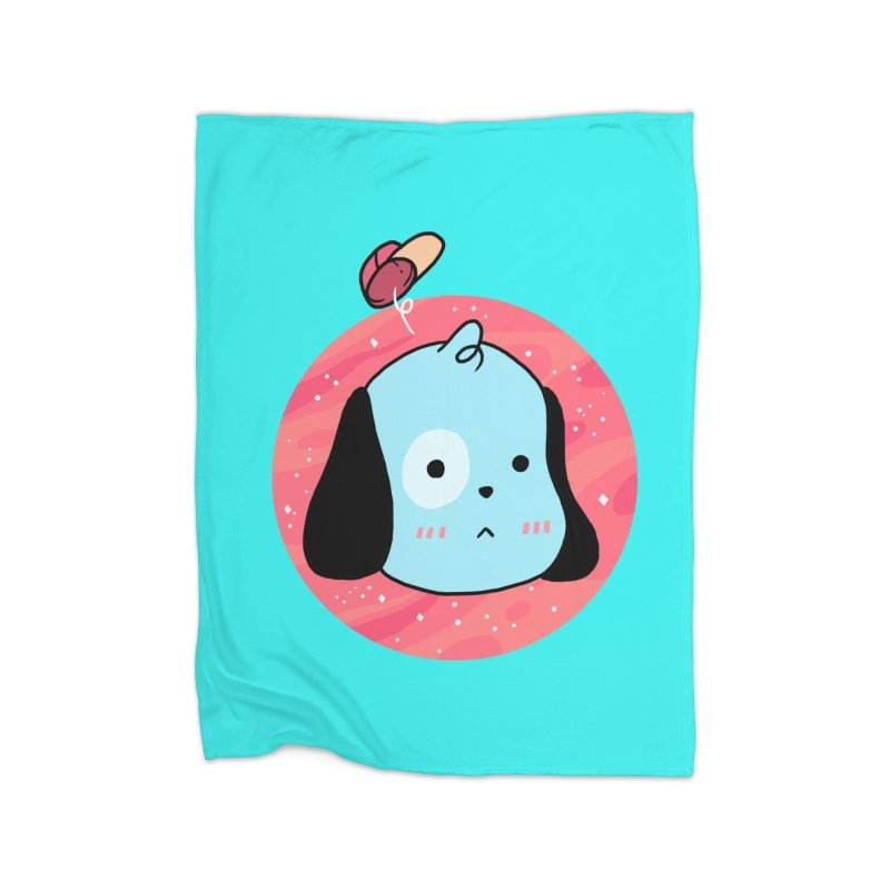 GOOD BOY Home Fleece Blanket Blanket by GOOD AND NICE SHIRTS