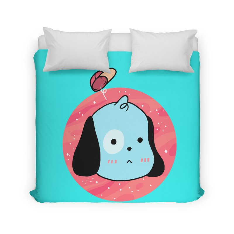 GOOD BOY Home Duvet by GOOD AND NICE SHIRTS