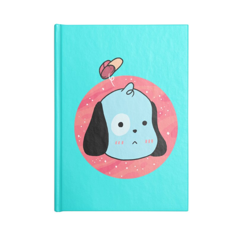 GOOD BOY Accessories Notebook by GOOD AND NICE SHIRTS