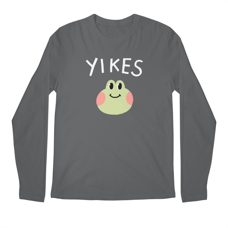 YIKES Men's Longsleeve T-Shirt by GOOD AND NICE SHIRTS