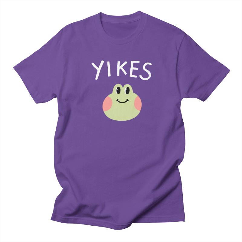 YIKES Men's T-shirt by GOOD AND NICE SHIRTS
