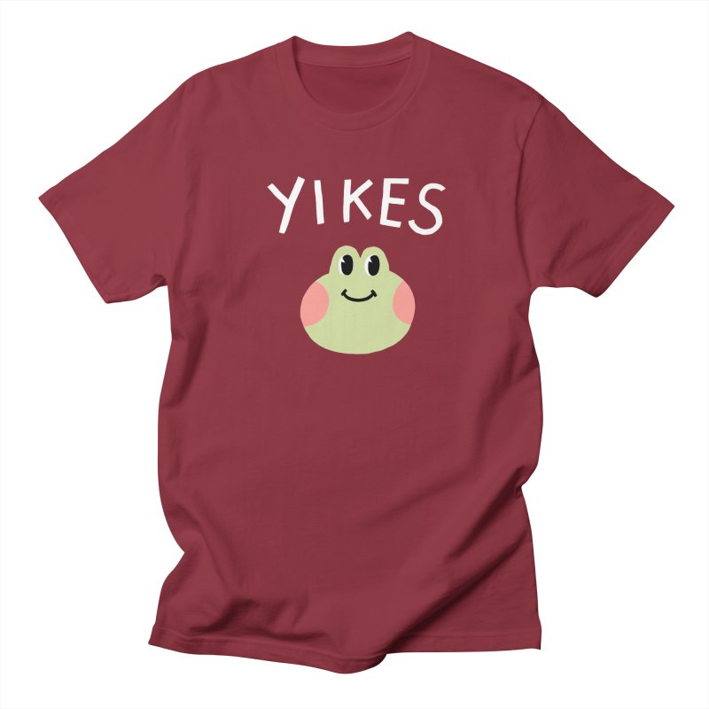 YIKES Women's Unisex T-Shirt by GOOD AND NICE SHIRTS