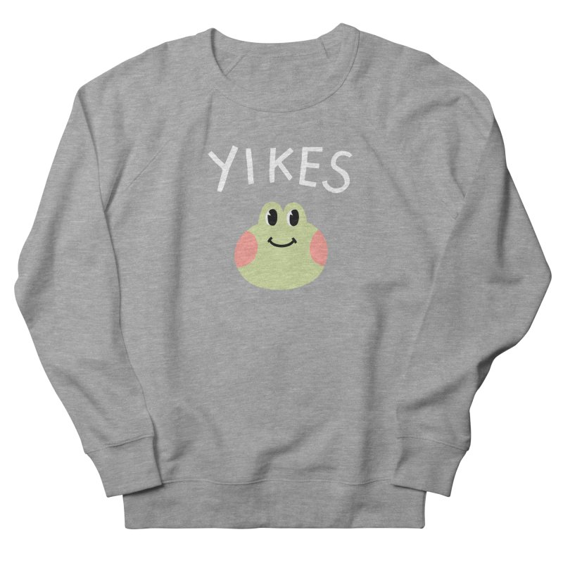 YIKES Women's Sweatshirt by GOOD AND NICE SHIRTS