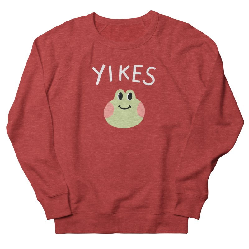YIKES Women's Sweatshirt by GOOD AND NICE SHIRTS