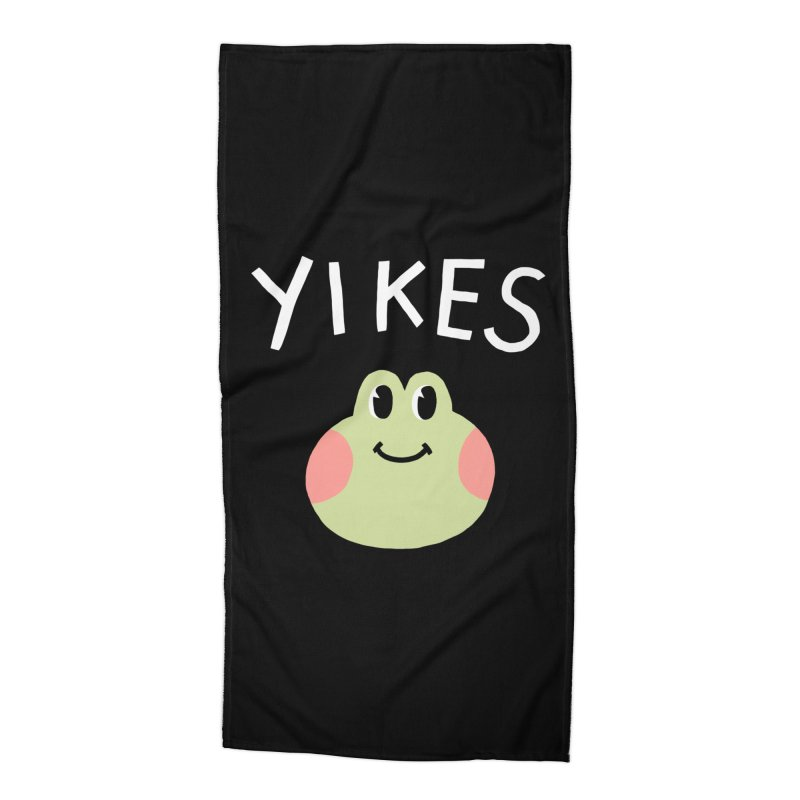 YIKES Accessories Beach Towel by GOOD AND NICE SHIRTS